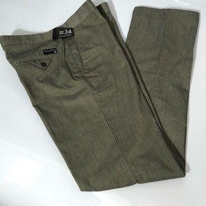 Billabong Men's Carter Chino Pants Size 34